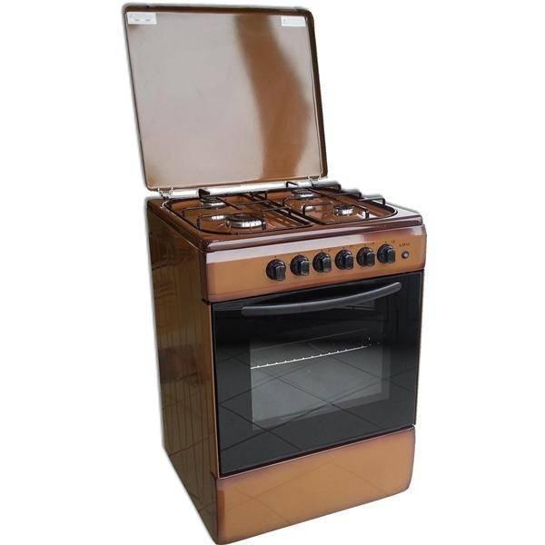 eurogarofano ingrosso - Cucina 4 Fuochi Forno Elettrico